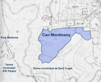 PGM - can Montmany (Valldoreix)